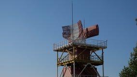 Defesa antiaérea no aeroporto, localizador que gerencie na torre de controlo do radar filme