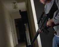 Defesa Home Imagem de Stock