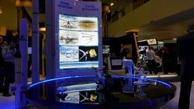 a 15a defesa presta serviços de manutenção à exposição 2016 de Ásia Imagens de Stock Royalty Free