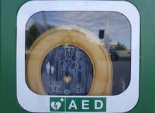 defibrillator Imagem de Stock