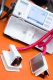 defibrillator Zdjęcie Stock