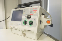 defibrillator Royaltyfria Bilder