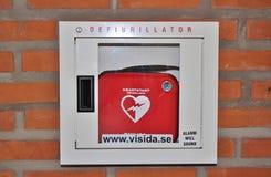 defibrillator Lizenzfreie Stockfotos