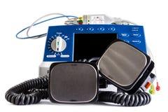 Defibrillator jednostka Zdjęcia Royalty Free