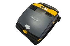 Defibrillator o AED externo automatizado imagenes de archivo