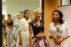 Free Defile On Fashion Show At Lugano On Switzerland Royalty Free Stock Images - 132739109