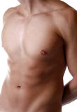 Defined male body Stock Images