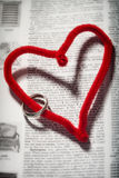 Definition of Love Royalty Free Stock Images