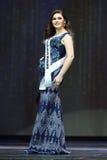 Definitywny Round chybienie Ponadnarodowy Tajlandia 2017 na dużej scenie a Zdjęcie Royalty Free
