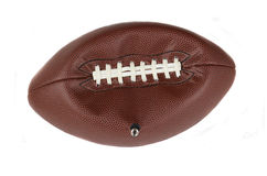 Deflated American Football Royalty Free Stock Photo