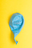 Deflated Ego Royalty Free Stock Photo