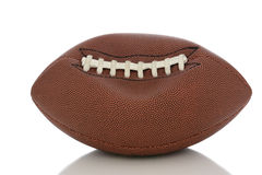 Deflated Pro Football Royalty Free Stock Image