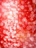 Defocus background. Abstract background with bokeh effect. Vector illustration Royalty Free Stock Photos