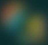 Defocus blurry red, yellow and green nature background Stock Photo