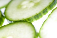 Defocus do pepino Imagem de Stock