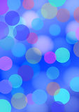 Defocus light. Illustration background pattern Royalty Free Stock Photo