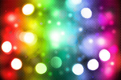 Defocus of light Royalty Free Stock Images