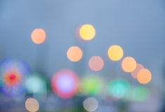 Defocus of light Royalty Free Stock Image