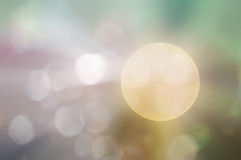 Defocus of light Stock Image
