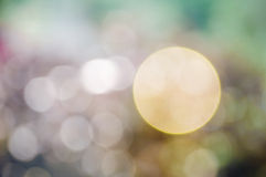 Defocus of light. Texture background Stock Photo