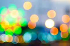 Defocus of light. Texture background Royalty Free Stock Image