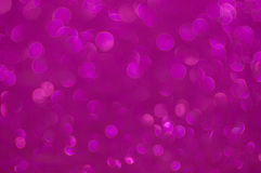 Defocused抽象紫色轻的背景 图库摄影