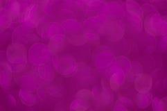 Defocused抽象紫色轻的背景 库存照片