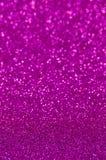 Defocused抽象紫色轻的背景 库存图片