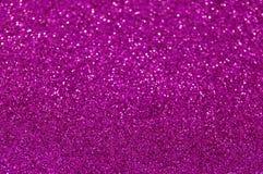 Defocused抽象紫色轻的背景 免版税库存图片