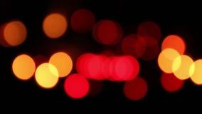 Defocused蜡烛2 股票视频
