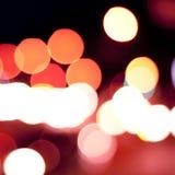 Defocused światła tło zdjęcie royalty free