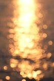 defocused отражения Стоковое Фото