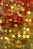 defocused света Стоковая Фотография RF