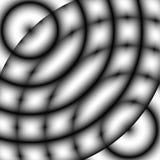 Defocused увяданные monochrome картина/текстура Абстрактный ба op-искусства бесплатная иллюстрация