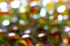 Defocused absract tło Fotografia Stock