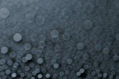 Defocused abstract black background Royalty Free Stock Image