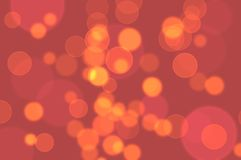 Defocused abstract bokeh background Royalty Free Stock Photography