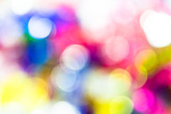 Defocused abstract bokeh Royalty Free Stock Images