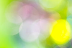 Defocused abstract bokeh Stock Photo