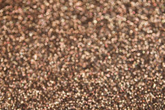 Defocused abstract brown lights background Royalty Free Stock Photography