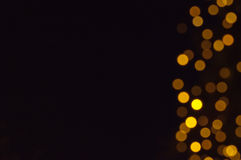 Defocused abstract christmas background Stock Photos
