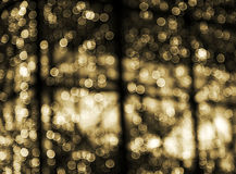 Defocused abstract christmas background Stock Photo