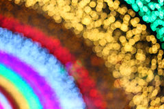 Defocused abstract colorful background Stock Image