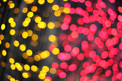 Defocused abstract colorful background Stock Photography