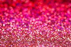 Defocused abstract holidays lights on background. stock photo