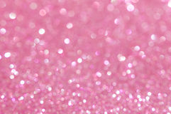 Defocused abstract pink light background Royalty Free Stock Photos