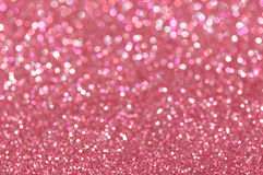 Defocused abstract pink light background Stock Image