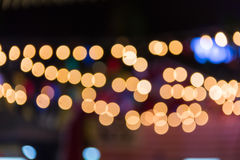Defocused abstract texture bokeh background Royalty Free Stock Photo