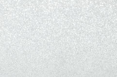 Defocused abstract white lights background Stock Photos