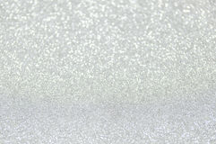 Defocused abstract white lights background Stock Image
